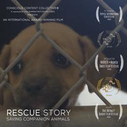 Rescue Story: Saving Companion Animals poster
