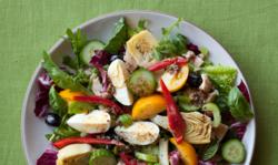 Salad by Jeanne Kelley