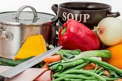 food soup vegetables