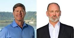 2020 Election candidates Ron Kind and Derrick Van Orden