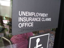 Unemployment insurance claims office