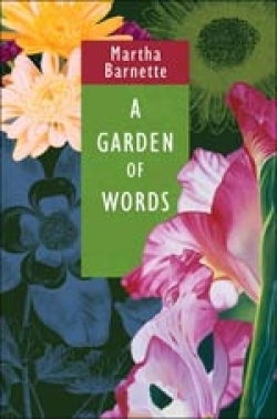Bookcover for A Garden of Words