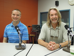 Adam Van Liere and Keith Knutson