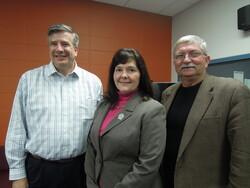 GOP State Representatives John Nygren, Nancy VanderMeer and Lee Nerison
