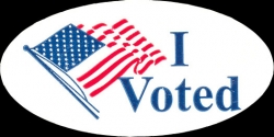 I voted, Yaquina (CC-BY)