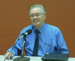 UW-La Crosse Political Scientist Joe Heim
