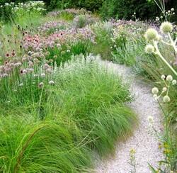 Gravel Garden at Olbrich Botanical Gardens