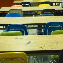 classroom, frankjuarez (CC-BY)
