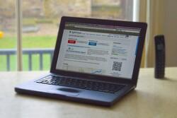 laptop, My Online Estate Agent (CC-BY)