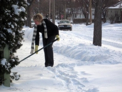 shoveling, Dean Shareski (CC-BY-NC)