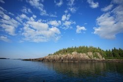 Isle Royale National Park in Lake Superior