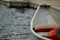 Summer paddling.