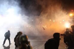 Rioting in Baltimore