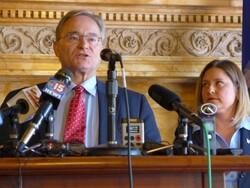 Rep. Peter Barca and Sen. Julie Lassa