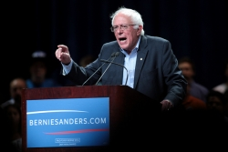 Bernie Sanders, Gage Skidmore (CC-BY-SA)