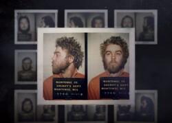 Mugshot of Steven Avery, arrested in 1985