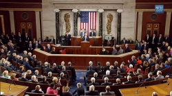 President Barack Obama delivers his 2014 State of the Union address