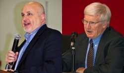 U.S. Reps. Mark Pocan and Glenn Grothman