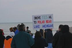 A Polar Plunge in Milwaukee