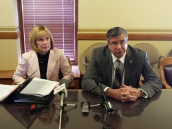 Sen. Alberta Darling and Rep. John Nygren