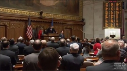 Gov. Scott Walker delivers his 2015 State of the State address