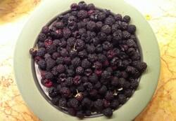 black raspberries, Judith Siers-Poisson