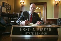 Sen. Fred Risser