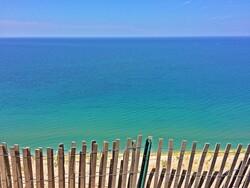 Lake Michigan dune