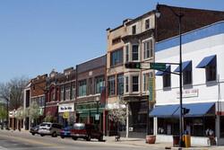 Photo of downtown Beloit