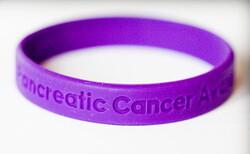 pancreatic cancer wrist band