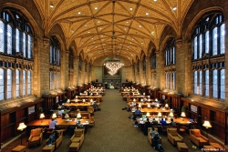 library at the University of Chicago