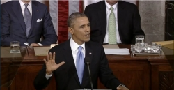 President Obama in State of the Union