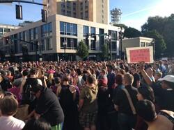Vigil for Orlando Shooting
