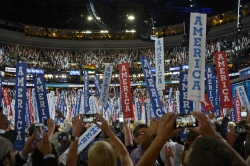 Democratic National Convention delegates