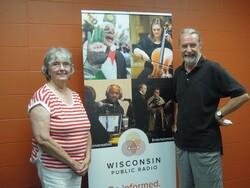 Vicki Burke and Keith Knutson