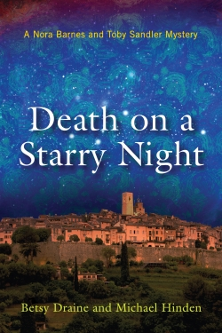 Death on a Starry Night book cover