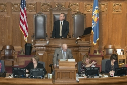 Assembly Speaker Robin Vos