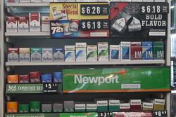 Newport, cigarettes, racial disparity