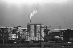 milwaukee factory with emissions