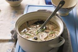 Mixed Mushroom Soup