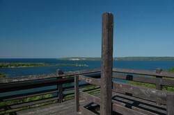 Potawatomi State Park observation tower