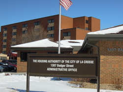 La Crosse Housing Authority offices