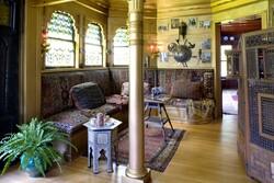 The Turkish Nook in La Crosse's Hixon House