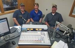 Mark Hagedorn, Darin Von Ruden, and Steve Strey