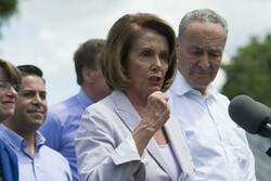 Nancy Pelosi, Chuck Schumer, and Democratic Congresspeople