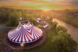 Big Top Tent Circus World Baraboo