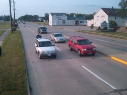 Cars in Tomah