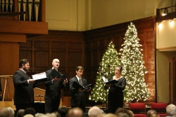 Photo from Madison Bach Musicians 2016 Holiday Concert