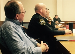 Ashland County leaders discuss impacts of drug abuse at law enforcement roundtable
