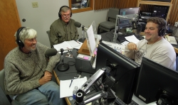 Dave Carlson, Joe Knight and Rich Kremer